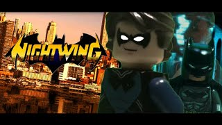 Lego Nightwing The Son Of Caped Guardian (Part-1)