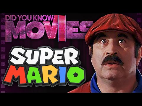 Super Mario's Failed Movie Career - Did You Know Movies? - Written by Innagadadavida