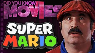 Super Mario's Failed Movie Career ft. Jimmy Whetzel - Did You Know Movies