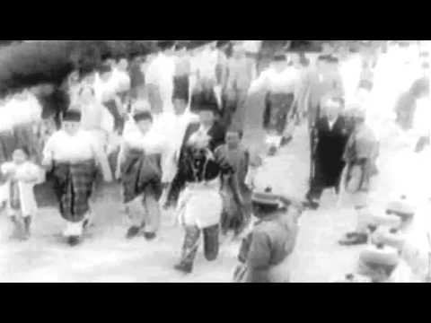 NPC-15462 Japanese Newsreel - Review Of WWII In Pacific On Its 1st Anniversary (full)