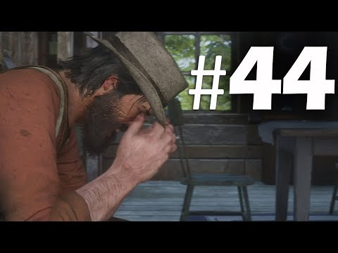 Red Dead Redemption 2 Part 44 - Wife Left - Gameplay Walkthrough (RDR2) PS4