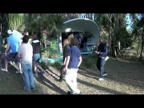 Virtual Tour - The Venus Project - Jacque Fresco - Cribs - Dome Home - Future House