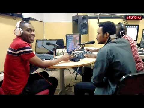 Cris J - Rádio Cidade Maputo Interview