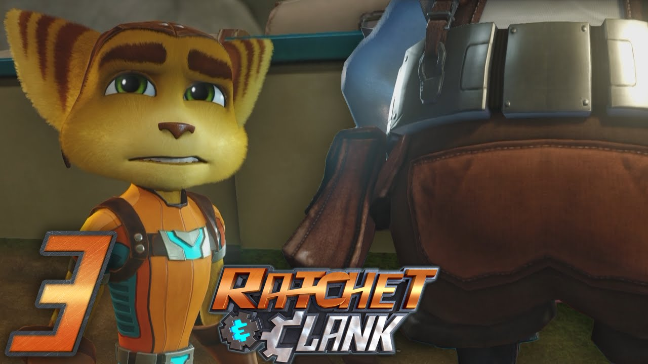 how to get through the end of ratchet and clank