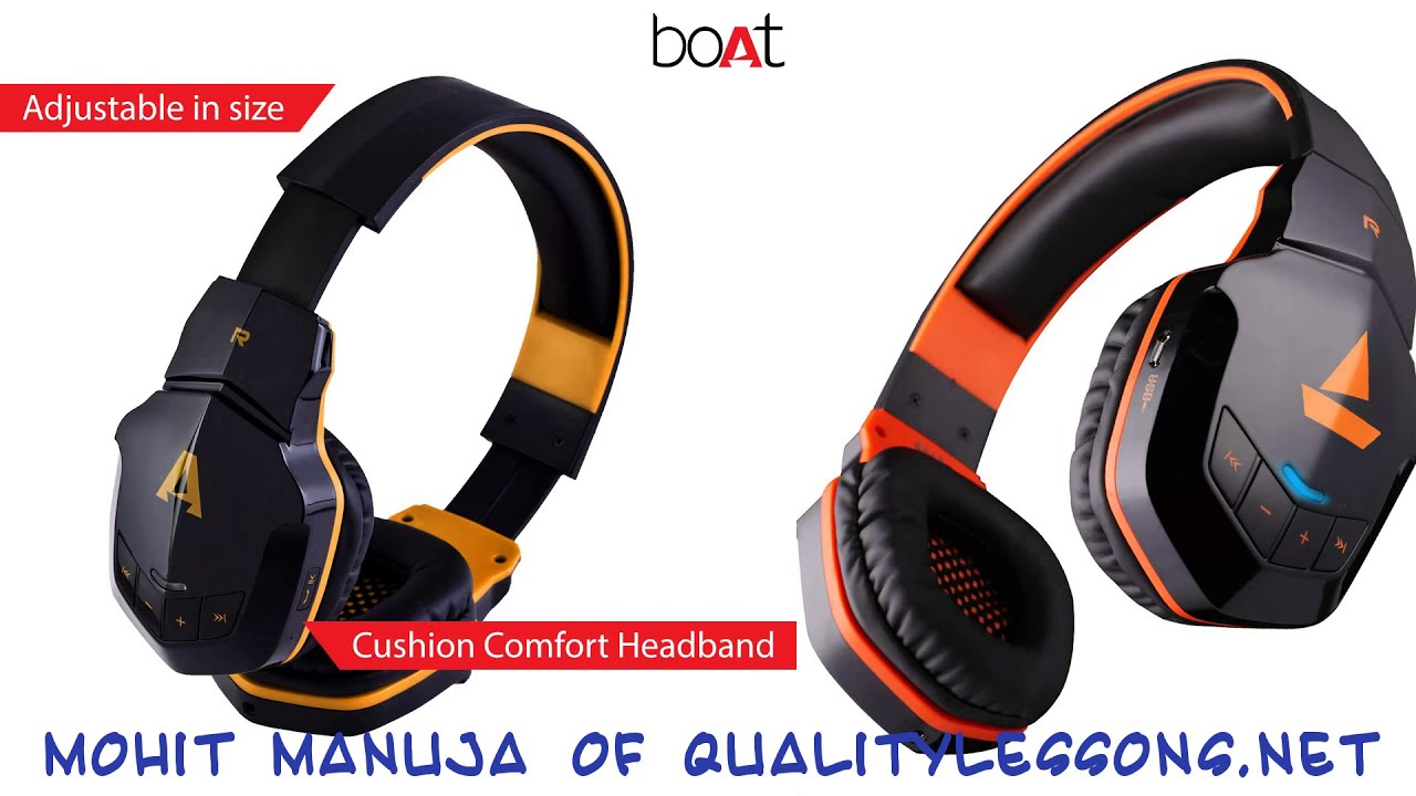 Don T Buy The Boat Rockerz 510 Wireless Bluetooth Headphone Here Is Why Youtube