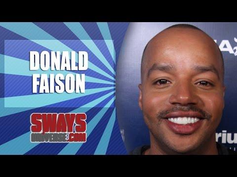Donald Faison Discusses