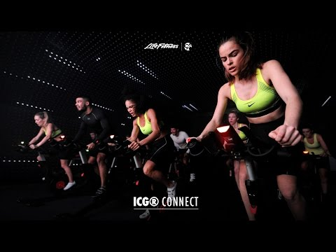 ICG® Connect - Your Connected Cycling Experience