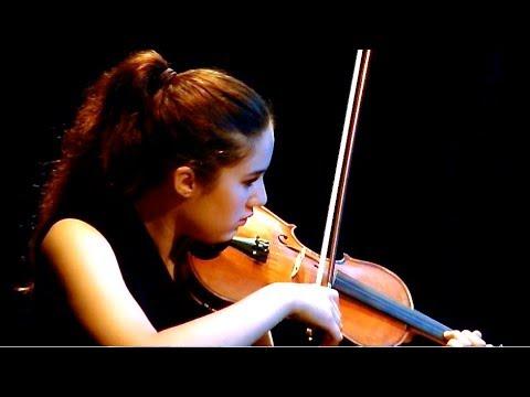 2017 Global String Intensive - Red Room Concert