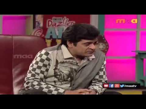 Jnr Chaitu infront of Akkineni Naga Chaitanya