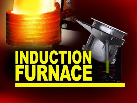 Induction Furnace   Application Of Eddy Current   Physics4students