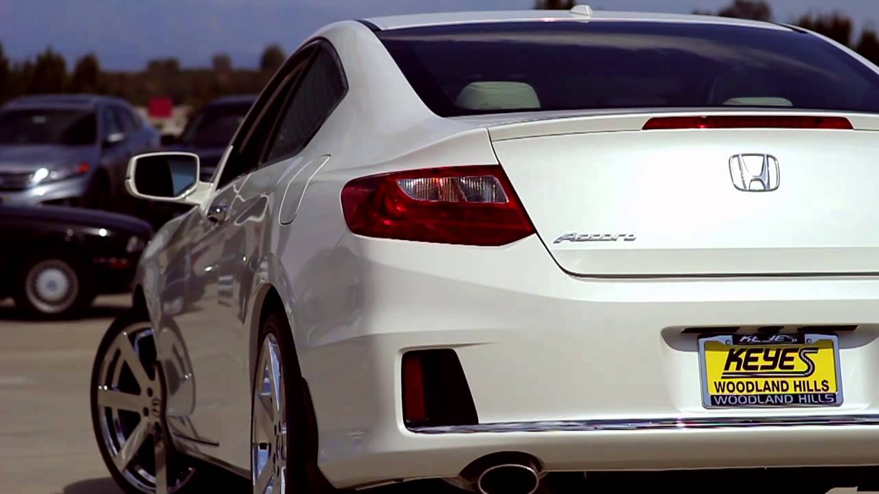 Honda Accord 2014 Coupe V6 >> RAMINIZED SERIES: Custom 2014 Honda Accord Coupe - YouTube