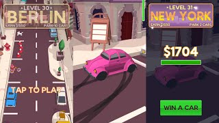 Drive and Park Level 30 Perfect Run Top 0.1% high score