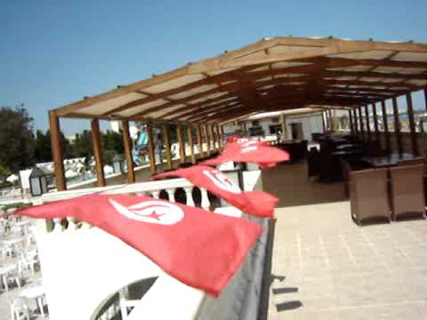 Video , Hotel club el bousten , Hammamet