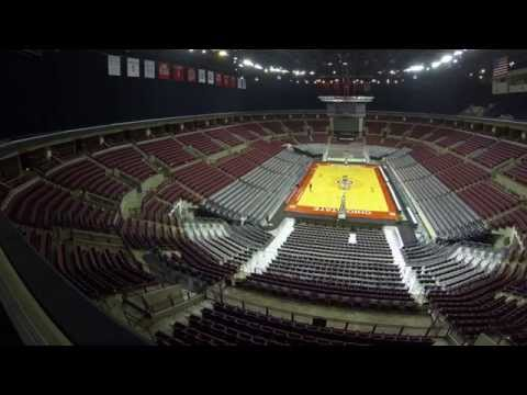 Schottenstein Center Timelapse 2015
