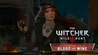 The Witcher 3: Blood and Wine - Part 013 - Wine is sacred