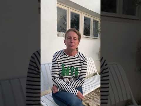 Maribel Bernard Présidente de la Fondation Bergonié auprès de Traverser-Vivre !