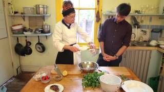 High Fibre, High Prebiotic Recipe: Four Bean Salad