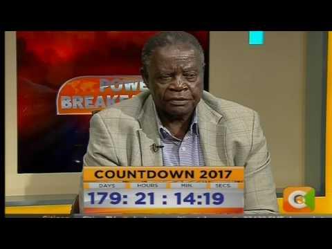 Noah Wekesa admits Ugandans are being registered as voters in bordering regions saboti