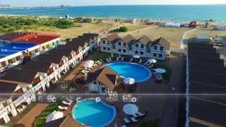 видео Лучший отель Анапы