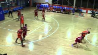 ALK Wro-Basket, 29. edycja. Piotr Widawski (TST Kogeneracja SA) buzzer