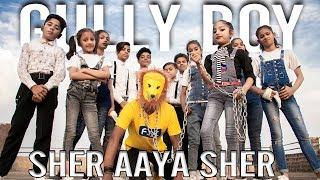 Sher Aaya Sher | Gully Boy | Dance choreographer SD king tik tok viral video