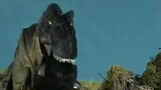 Stop-motion Dinosaur Movie