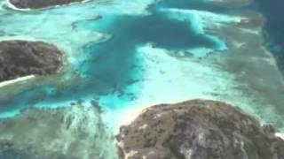 L' ile Mystérieuse (Ile bleue) wmv