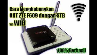 Download Video 100% Berhasil !!! Tutorial Cara Menghubungkan STB (UseeTV) Dengan ONT ZTE F609 via WIFI MP3 3GP MP4