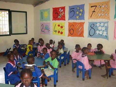 Inaugurazione Scuola Materna a Bissorà, in Guinea Bissau