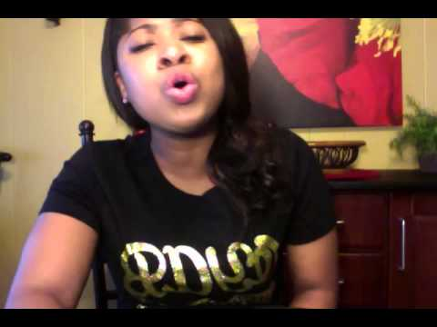 Whitney Houston- I Look to You (Cover) by Amber Simone