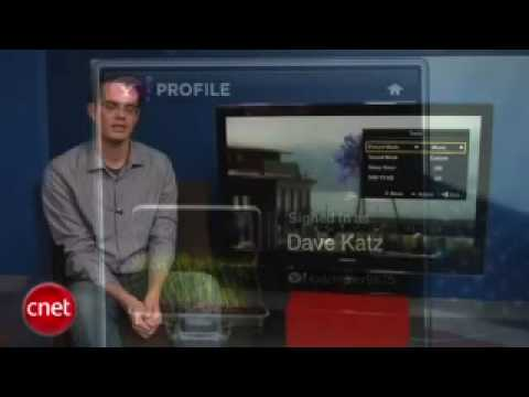 CNET - First Look At Yahoo! TV Widgets
