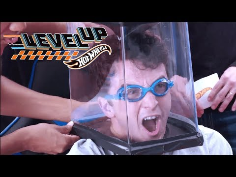 CRAZY Hot Wheels: LEVEL UP Moments | LEVEL UP | Hot Wheels