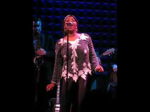 @ladynicolewray and @therealmzwalker as Lady - Waiting On You (Live) at @JoesPub (Snippet)