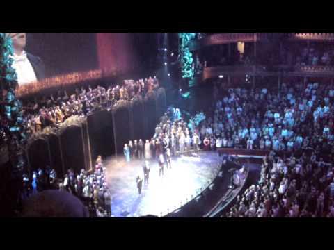 Operas Spokam 25 - Royal Albert Hall - Fināls