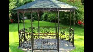 Варианты летней беседки для дачи(Загородный дом имеет весьма существенное преимущество – дарит нам возможность отдыхать на свежем воздухе..., 2014-07-24T10:15:11.000Z)