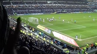 Birmingham fans at Derby County | Davo's Diary
