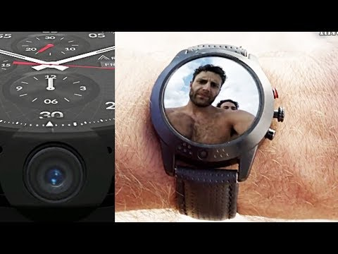 Top 5 : Best SmartWatchess (With 360 Rotating HD Camera) You will Intend to Buy #03