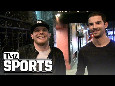 IndyCar Drivers Alex Rossi & Conor Daly: NASCAR Drivers Get More Chicks Than Us | TMZ Sports