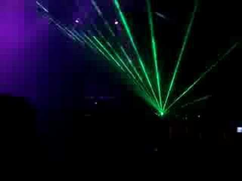 "Inside the ""Vision"" room @ Republik Night Club"
