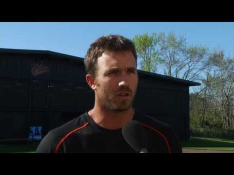 J.J. Hardy explains why he loves playing for Baltimore