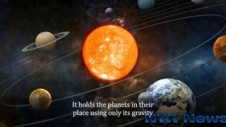 Digital Story on The Introduction to the Solar System and its Planets for Grade 7