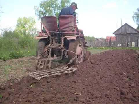 чисто самодельные трактора перевозка леса и пашут фото дневное