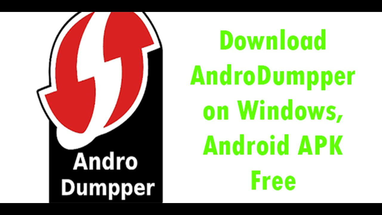 androdumpper windows 7