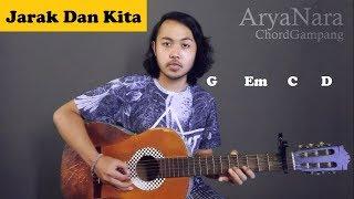 Download Chord Gampang (Jarak Dan Kita - Dhyo Haw) by Arya Nara (Tutorial Gitar) Untuk Pemula
