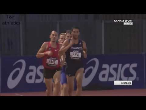 2000m Men's - Decanation 2016