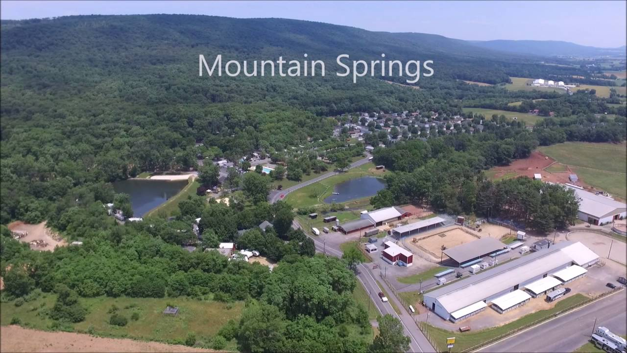 shartlesville, pa and mountain springs june 15, 2016 - youtube