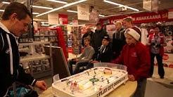 Nenäpäivä 8.11.2013 Kajaanin Citymarketissa