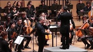 """Alban BERG - Concerto """"à la mémoire d'un ange"""" - Luc HÉRY, violon"""