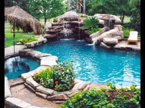 como hacer una piscina natural en casa youtube