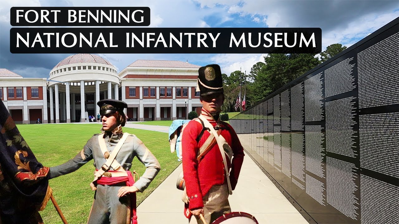 The National Infantry Museum And Soldier Center At Fort